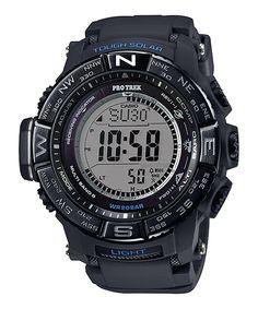 CASIO SIAM สยามคาสิโอ จำหน่าย นาฬิกาข้อมือ - PRW-3510Y-1