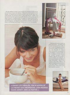 Helena Christensen's apartment in Monaco 1997