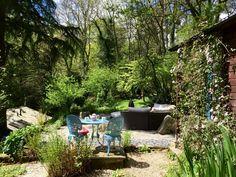 Romantic luxury self-catering cabin Dartmoor, luxury self-catering romantic