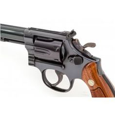 S&W Model 17-4 Double Action Revolver