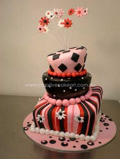 creative cake art celebration cakes (21) by www.creativecakeart.com.au, via Flickr