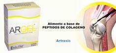 Argel - Alimento a base de péptidos de colágeno ideal en el tratamiento de la artrosis. Clínica de Artrosis y Osteoporosis S.A.S www.clinicaartrosis.com  es una entidad privada ubicada dentro del Centro comercial CENTRO SUBA - Calle 145 No. 91-19  en el Segundo piso, L10-104 en la ciudad de Bogotá D.C. República de Colombia. PBX: 571-6923370; 571-6837538, Telefax: 571-6836020, Móvil +57 314-2448344, 300-2597226, 311-2048006, 317-5905407.
