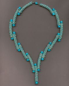 Interesting bead design:
