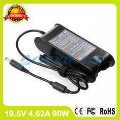 19.5V 4.62A 90W laptop charger ac power adapter 330-2144 330-2146 330-2763 DA90PE1 330-2963 for Dell Inspiron I17R-1053MRB i17RM #Affiliate