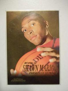 1999-00 Shawn Marion Rc Skybox Dominion #216