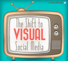 The shift to visual social media