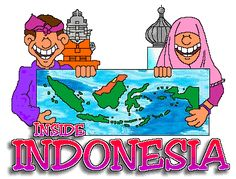 Indonesia - Asian Countries - FREE Lesson Plans, Powerpoints, Activities, Games, Learning Modules for Kids