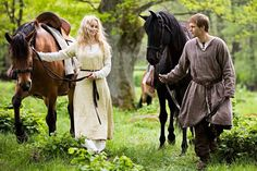 """Now THAT's a date! :) Photography from """"Arn - The Knight Templar"""""""