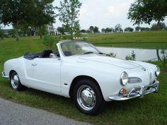 1967 Volkswagon Karmann Ghia....wish Volkswagon would bring this model back. Always loved this car.
