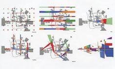rem koolhaas drawings - Pesquisa Google