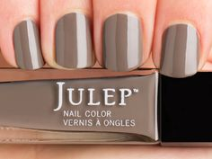 Julep- Winona BN Swatched $4 plus $2 shipping .50 each additional polish willing to swap as well