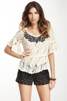 All You Need Is Lace Top