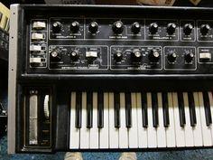 MATRIXSYNTH: Vintage Moog Multimoog Analog Synthesizer SN 1824