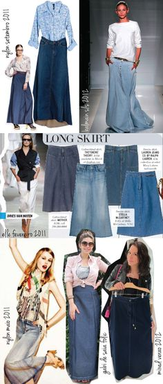 TO WATCH :: SAIA JEANS LONGA!