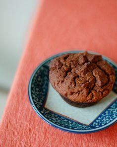 pumpkin muffins, my way