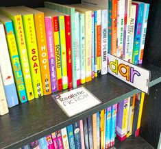 """When I chose to """"ditch the bins"""" to make my classroom library more accessible for my kiddos, having shelf markers was a no brainer! Elementary Library, Elementary Teacher, Elementary Education, Class Library, Classroom Setup, School Classroom, Future Classroom, Library Organization, Library Ideas"""