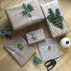 Hygge, Lagom és a többi ma divatos szó Nordic Style, Hygge, Happy Holidays, Wraps, Christmas Decorations, Gift Wrapping, Blog, Gifts, Gift Wrapping Paper