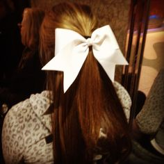 cheer hair | Tumblr