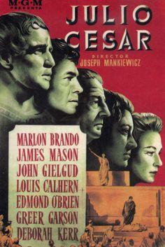 Julio César (Julius Caesar), deJoseph L. Mankiewicz, 1953