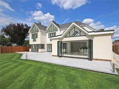 5 bedroom detached house for sale in Willowhayne, East Preston, West Sussex - Rightmove. Bungalow Exterior, Bungalow Renovation, Dream House Exterior, House Exteriors, Home Building Design, Building A House, Style At Home, House Extension Design, Extension Designs