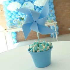 Ideas para Cumpleaños Infantiles Baby Boy Baptism, Baby Shawer, Happy Birthday B, Birthday Parties, Diy Baby Shower Decorations, Birthday Decorations, Baby Shower Parties, Baby Boy Shower, Kite Party