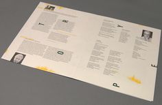 Watermark Publication on Behance