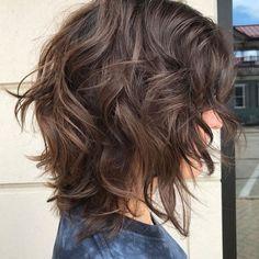 Reverse Bob Haircut, Brown Bob Haircut, Messy Haircut, Fringe Haircut, Bob Haircut With Bangs, Messy Bob Haircut Medium, Short Haircut With Layers, Shag Bob Haircut, Haircut Short