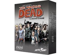 Boardgames - The Walking Dead Prison Board Game