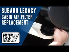 24 Best Subaru Cabin Air Filter Replacement Videos images in 2019
