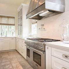Subway Tile Kitchen, Transitional, kitchen, Bay Hill Design