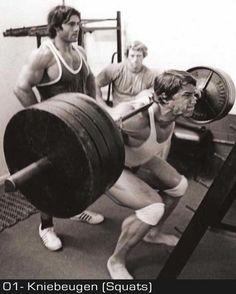 Die 7 Top Übungen für mehr Muskelmasse