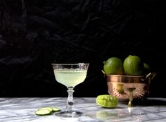 Friday Sipping: The Aquavit Gimlet cocktail recipe | Scotch and Nonsense