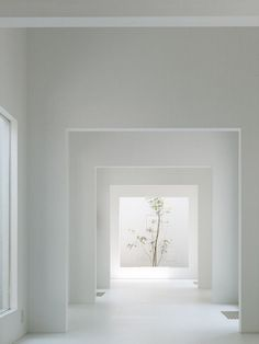 Chiyodanomori Dental Clinic by Hironaka Ogawa & Associates #architecture #interior #tree // AMARILO
