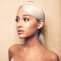 Ariana's best cover has arrived, wow she looks so beautiful ♡