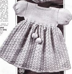 Layette: robe
