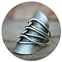 Silver Statement Ring-Unique Ring-Large Ring-Big Ring-Silver Vintage Style Rings, Custom Wedding Rings, Big Rings, Stackable Rings, Unique Rings, Statement Rings, Antique Silver, Silver Rings, Jewellery