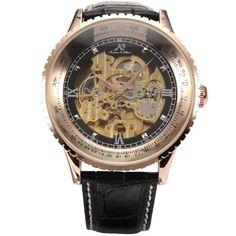 KS Carving Rose Gold Case Skeleton Auto Mechanical Leather Elegant Mens Wrist Watch KS112 KS http://www.amazon.ca/dp/B00GSMKA3Q/ref=cm_sw_r_pi_dp_kwUovb0DVK64G
