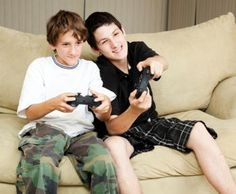 Playing video games for short periods 'may be beneficial for kids'