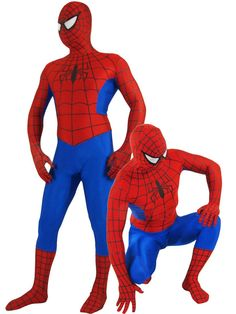 Lycra Spandex Unisex Spiderman Costume Zentai outfit - http://www.CosPlayZentai.com .100% gobal free shipping,35% Offf.