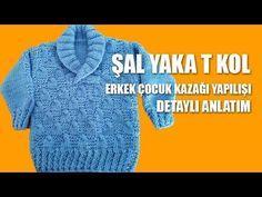 ŞAL YAKA T KOL ERKEK ÇOCUĞU KAZAĞI - Detaylı Anlatım