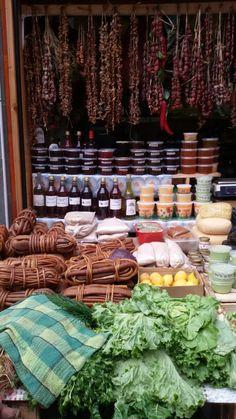 Mercado  Ancud- Chile