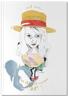 Wild Things by La Belette Rose as Poster Mixed Media Art, Planer, Rose, Poster Prints, Drawings, Design, Fictional Characters, Wild Things, Medium