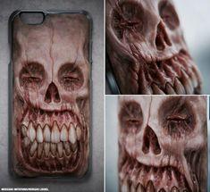 As capinhas de celular mais macabras que você já viu - Mega Curioso