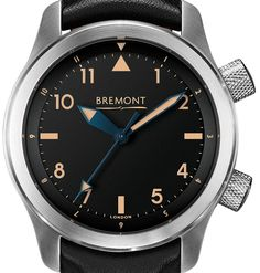 """Bremont U2/T Limited Edition By Timeless Luxury Watches - Check out the new limited edition at: aBlogtoWatch.com """"One of the great things about having friends in amazing watch companies like Bremont, Nomos, and Damasko is that you can, when the stars align just right, answer the question: 'Wouldn't it be cool if they made a watch like this?' It's a question that every..."""""""