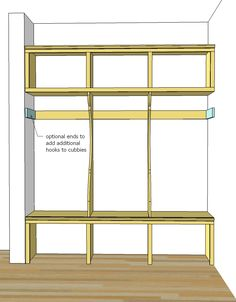 √ Diy Mudroom Bench Plans How to Build. 10 Diy Mudroom Bench Plans How to Build. Easy and Cheap Mudroom Lockers with Bench Plans Ana White, Sofa Green, Furniture Plans, Diy Furniture, Furniture Movers, Steel Furniture, Retro Furniture, Furniture Outlet, Furniture Companies