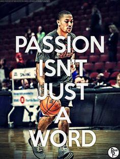 c1cd20c9b7b Passion for the game. Jeffery Pulliam · DRose!!