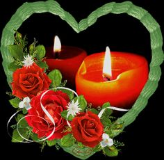 An animated gif. Make your own gifs with our Animated Gif Maker. Beautiful Bouquet Of Flowers, Beautiful Roses, Beautiful Hearts, New Good Night Images, Valentines Gif, Animated Heart, Glitter Images, Love Is Everything, Good Night Wishes