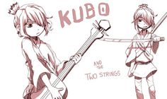 Kubo and the Two Strings fan art. Animation Movies, Dreamworks Animation, Live Action, Gravity Falls, Old Cartoon Network, Laika Studios, Kubo And The Two Strings, Japanese Folklore, Meeting New Friends