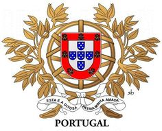 Portugal History Of Portugal, All Flags, Coat Of Arms, Portuguese, Old Things, Symbols, Vintage, Sketch Ideas, Tattos