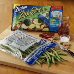 Steam Fresh Bag Recipes To Make Homemade Microwave Meals For Lunches